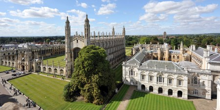 Estudia en Reino Unido, Becas de Posgrado Universidad de Cambridge