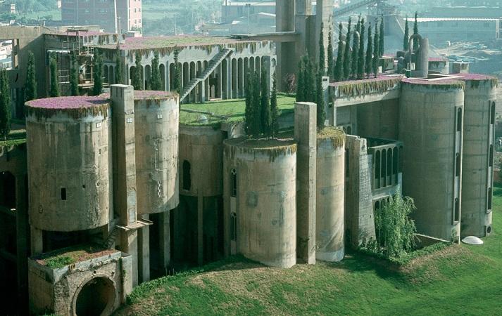 Cuatro tendencias arquitectónicas para las ciudades del futuro - Cementera-Ricardo-Bofill
