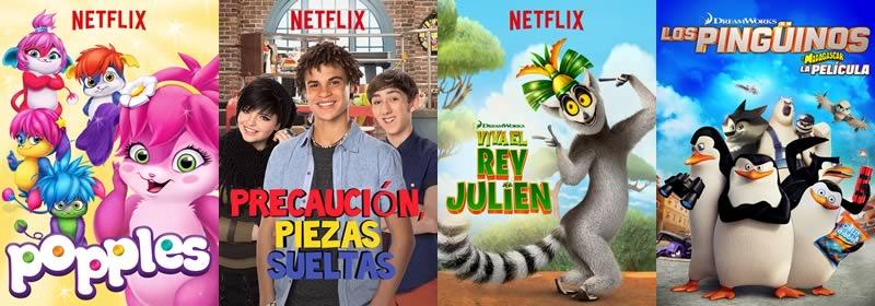 Las series y películas de estreno en Netflix durante octubre 2015 ¡Conócelas! - Contenido-para-ninos-netflix-en-octubre-2015