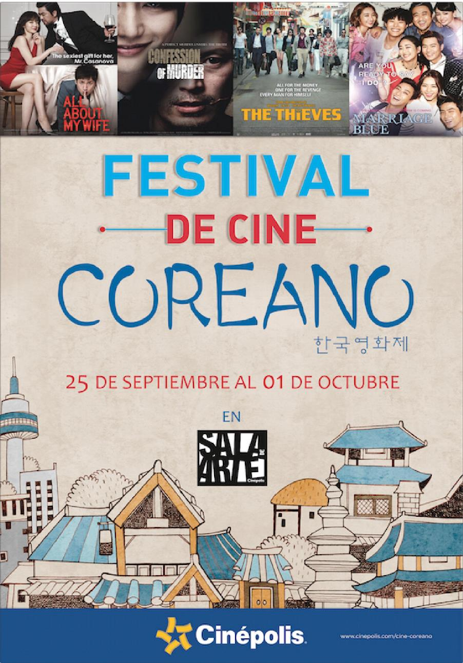 Cinépolis presenta Festival de cine coreano en México - Festival-de-Cine-Coreano