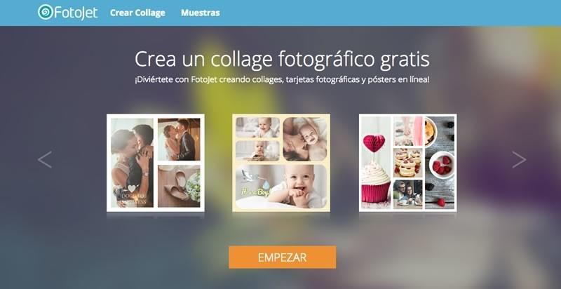 Fotojet, un sitio para crear collages, postales fotográficas y más ¡Gratis! - Fotojet-crear-collages-postales-portadas-de-facebook-800x412