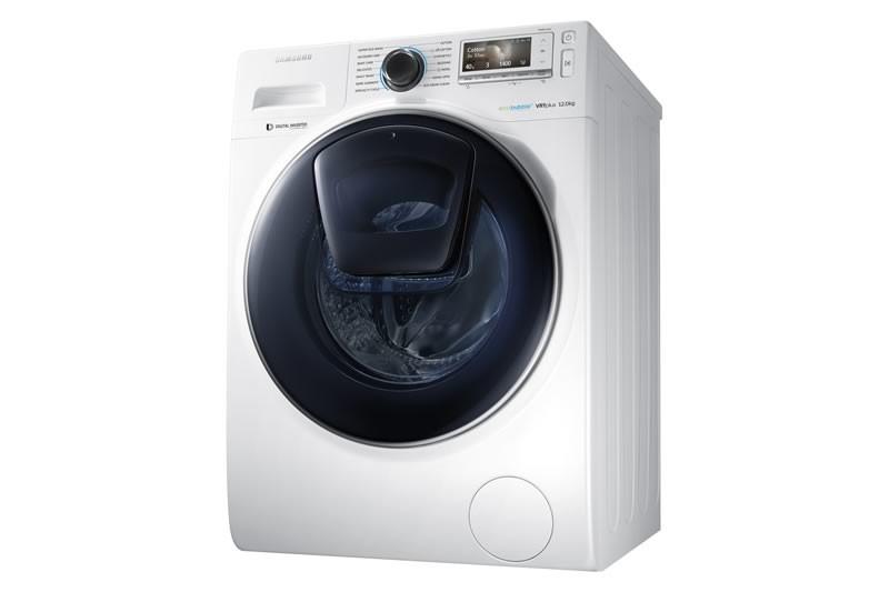 Conoce la lavadora inteligente Samsung WW8500 AddWash - Lavadora-inteligente-Samsung-AddWashWW8500-800x533