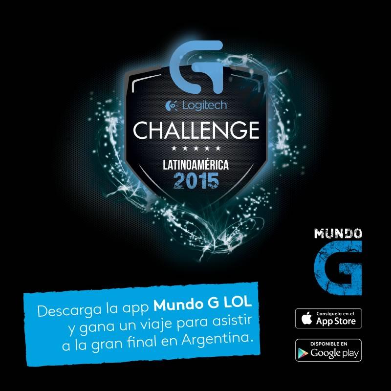 Llega Logitech G Challenge Latinoamérica 2015 - Logitech-G-Challenge-Latinoamerica-2015