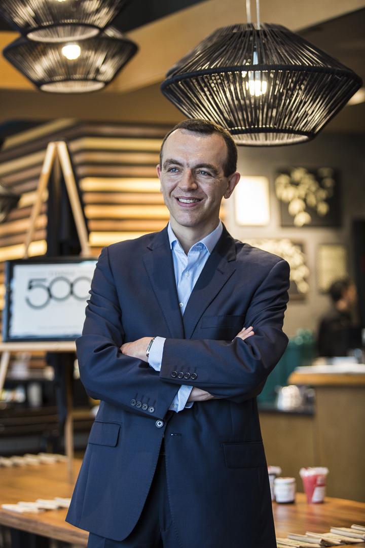 Starbucks celebra la apertura de su tienda 500 en México - Marc-Branet-Director-Starbucks-Mexico