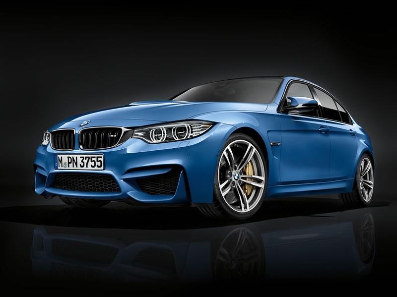 Llega a México el nuevo BMW Serie 3 junto con una edición limitada por el 40 aniversario - Nuevo-BMW-Serie-3-2