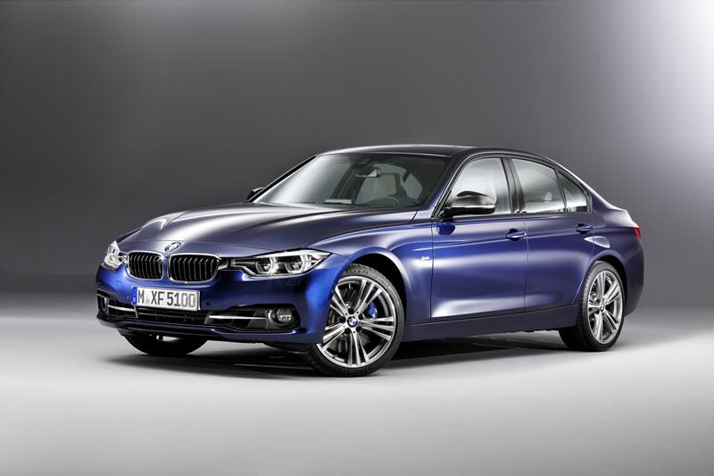 Llega a México el nuevo BMW Serie 3 junto con una edición limitada por el 40 aniversario - Nuevo-BMW-Serie-3-3