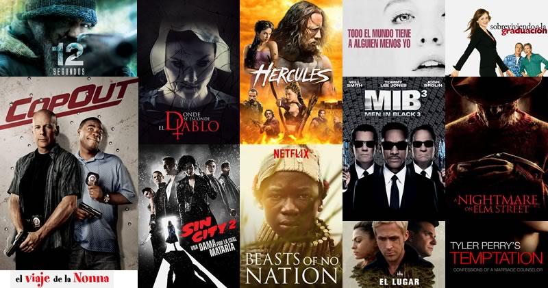 Las series y películas de estreno en Netflix durante octubre 2015 ¡Conócelas! - Peliculas-de-estreno-en-Netflix-en-octubre-2015
