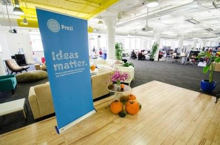 Prezi abre oficinas en México para operar toda América Latina