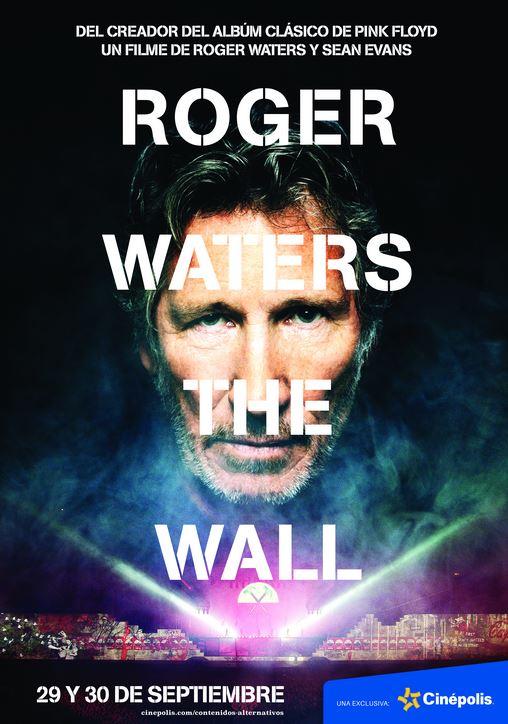 Cinépolis presenta The Reflektor tapes de Arcade Fire y Roger Waters: The Wall - Roger-waters