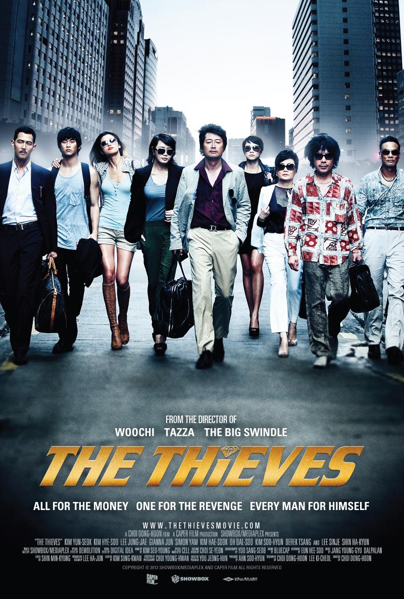 Cinépolis presenta Festival de cine coreano en México - The-Thieves-El-Gran-Golpe