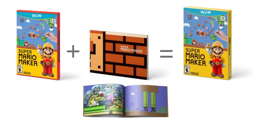 30 aniversario de Mario Bros, lo festeja con el lanzamiento de Super Mario Maker - WiiU_SuperMarioMaker_bundle