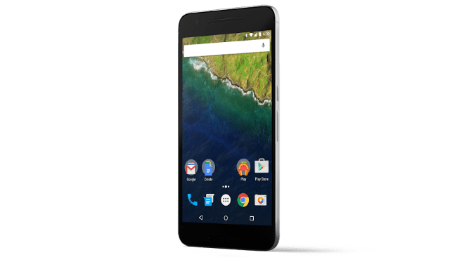 Este es el nuevo Nexus 6P fabricado por Huawei - nexus-6p-frontal