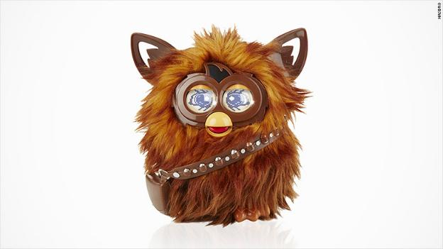 Lanzan la nueva línea de juguetes de 'Star Wars' - star_wars__furbacca