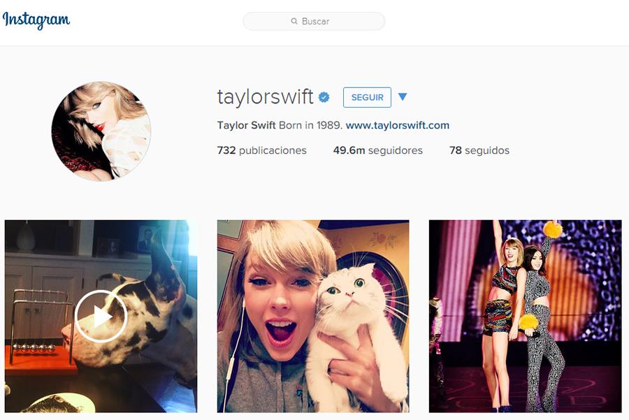 ¡Instagram celebra su quinto aniversario! - Celebridades-con-mas-seguidores-instagram