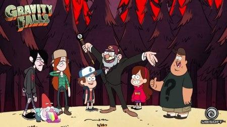 Gravity Falls: Legend of the Gnome Gemulets llega este mes para 3DS
