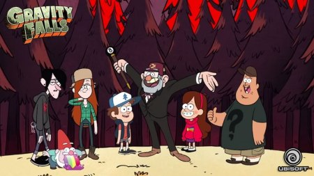 Gravity Falls: Legend of the Gnome Gemulets llega este mes para 3DS