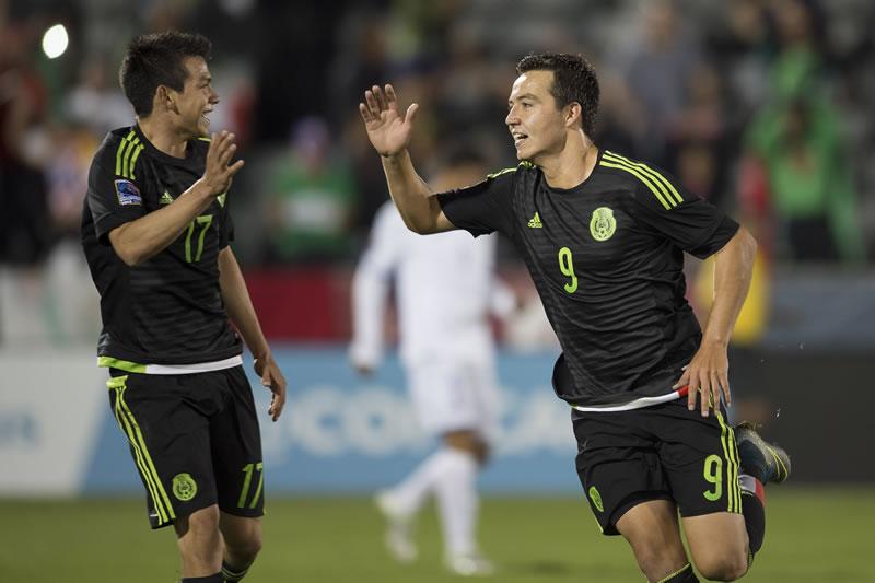 A qué hora juega México vs Canadá la semifinal de Preolímpico CONCACAF 2015 - Horario-Mexico-vs-Canada-Preolimpico-CONCACAF-2015