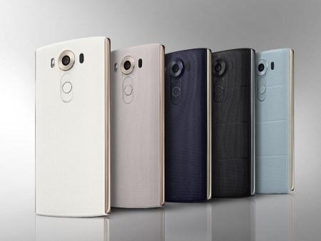 LG lanza el smartphone V10, integra lo más sofisticado en tecnología