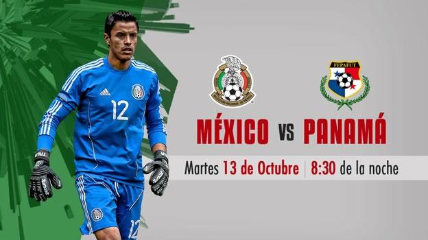 México vs Panamá, partido de despedida del Tuca - Mexico-vs-Panama-en-vivo-Amistoso-2015