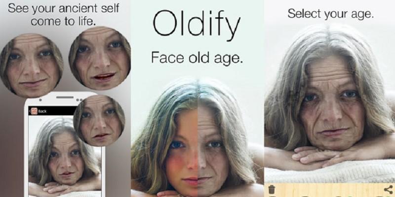 Oldify, una app para afrontar tu vejez - Odify-2-800x400