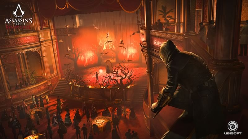 Assassin's Creed Syndicate ya está disponible a nivel mundial - assassins-creed-syndicate-disponible