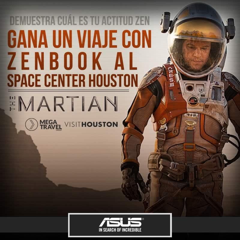 ASUS te lleva al Space Center Houston en Estado Zen - asus-space-center-houston
