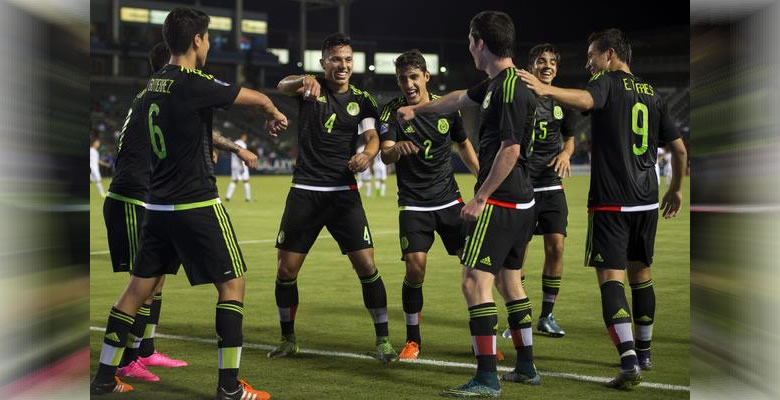 A qué hora juega México vs Haití en el Preolímpico de CONCACAF y en qué canal se transmite - horario-mexico-vs-haiti-preolimpico-concacaf
