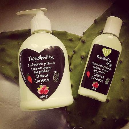 Crean en IPN cosméticos de nopal para el cuidado de la piel