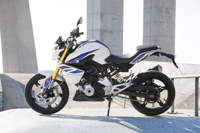 bmw g 310 r 5 Conoce la BMW G 310 R, primera motocicleta Roadster de BMW con menos de 500 cc