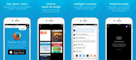 Firefox para iOS ya está disponible a nivel mundial