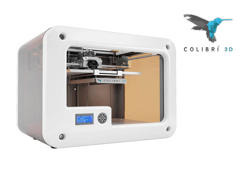 Primera impresora 3D creada en México sale a la venta - impresora-3d-mexicana-colibri