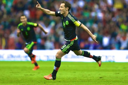 México vs Honduras, Eliminatorias para Rusia 2018