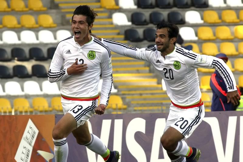 México vs Nigeria, Semifinal del Mundial Sub 17 Chile 2015