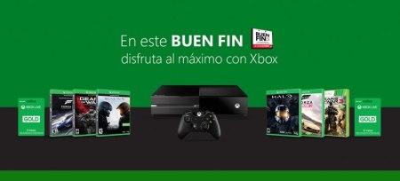 Conoce las Ofertas de Xbox para el Buen Fin 2015 y aprovéchalas