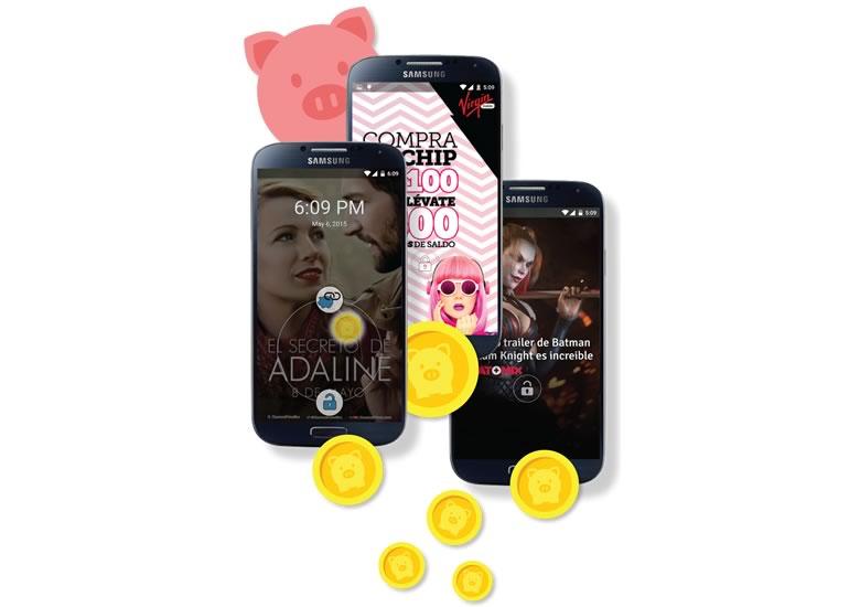 Con el nuevo Pig.gi es más fácil ganar tiempo aire para tu teléfono y más - piggi-tiempo-aire-gratis