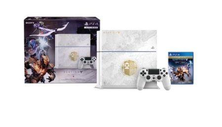 Oferta Buen Fin: PlayStation 4, 500GB, blanco + Destiny: The Taken King en Amazon México