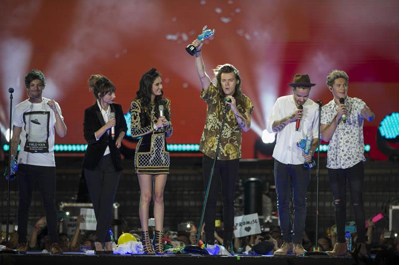 Ellos son los ganadores de los Premios Telehit 2015 - premios-telehit-2015-one-direction
