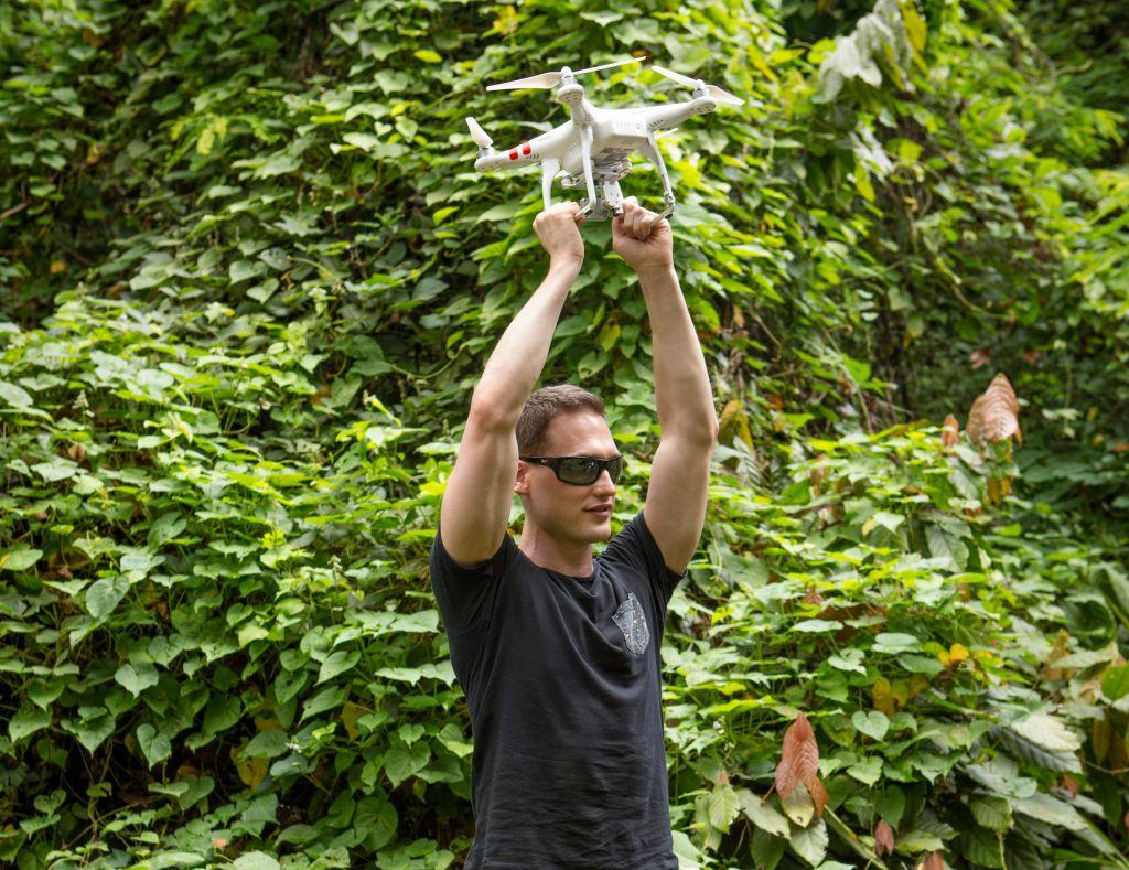 Microsoft diseña una trampa para mosquitos - project-premonition-ethan-drone