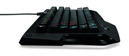 Logitech G su teclado tenkeyless para gamers G410 Atlas Spectrum TKL Mechanical