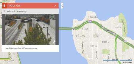 Bing Maps agrega cámaras de tráfico a su servico