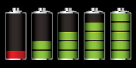 Sony diseña baterías de azufre para dispositivos móviles.
