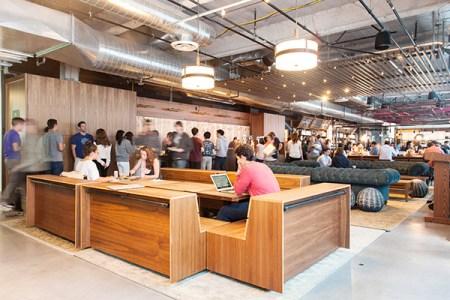 Restaurante de las oficias de Dropbox recibe reconocimiento gastronómico