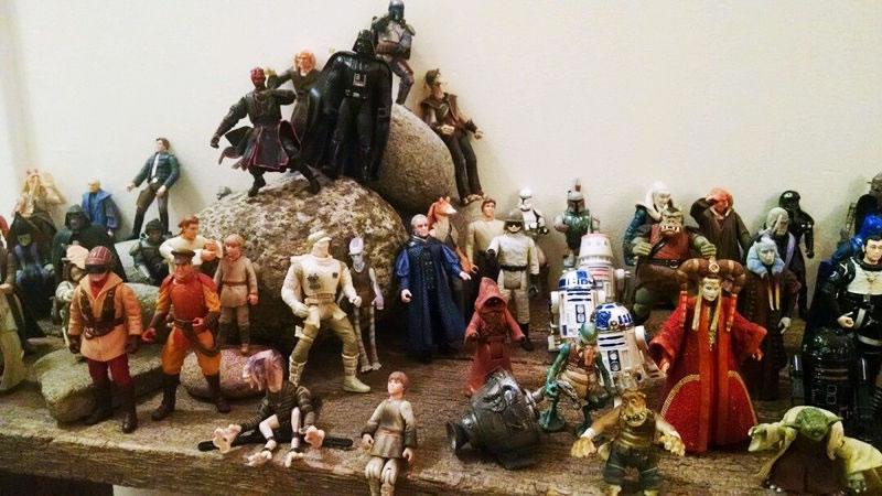 Las figuras de acción de Star Wars más valiosas que puedes encontrar en eBay - figuras-de-accion-de-star-wars
