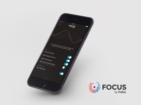 Firefox presenta Focus, un bloqueador de contenido para iOS