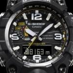 G-Shock presenta Mudmaster, el reloj todoterreno - g-shock-mudmaster-casio