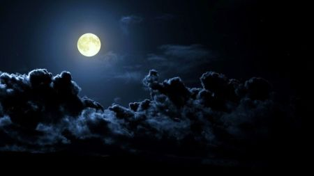 Esta Navidad habrá Luna llena fría luego de 38 años