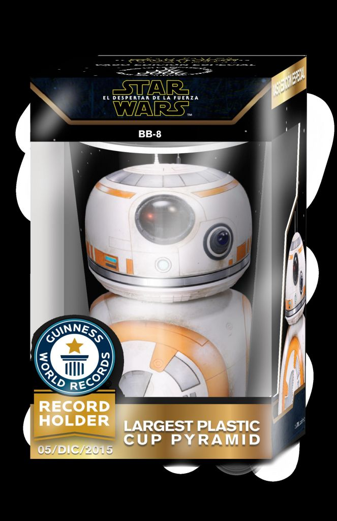 México acredita el título de Guinness World Records con pirámide de vasos conmemorativos de Star Wars - mexico-acredita-el-titulo-de-guinness-world-records-con-piramide-de-vasos2