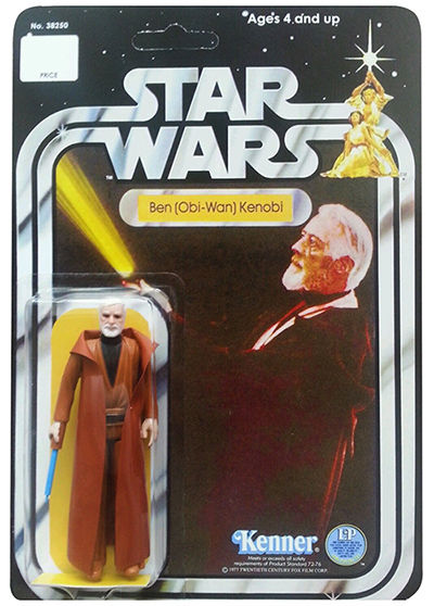 Las figuras de acción de Star Wars más valiosas que puedes encontrar en eBay - obi-wan-kenobi