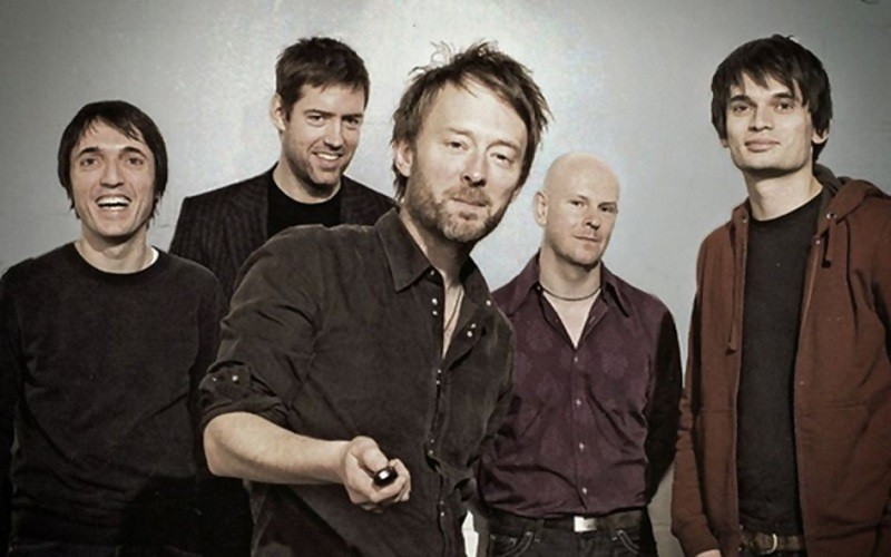 Radiohead revela canción rechazada para James Bond - radiohead-800x500