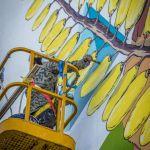 Seherone lleva su trabajo al festival de street Art Sbagha Abagha en Marruecos - seher-x-sbagha-bagha-3-baja